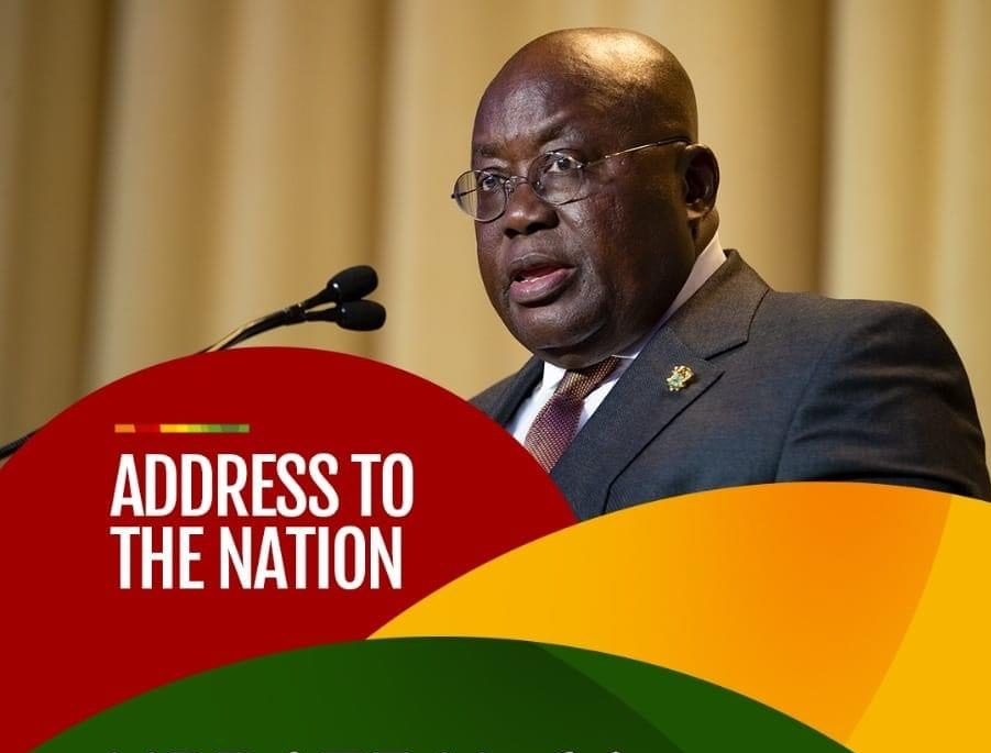 President 14th address to the nation